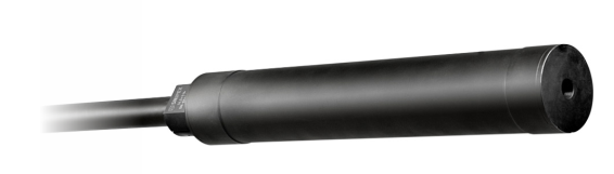 Device for reducing the gunshot sound level (suppressor) SN-RS 14.5-01