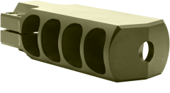 Four-Chamber Muzzle Brake SN-MBL01, Light Version